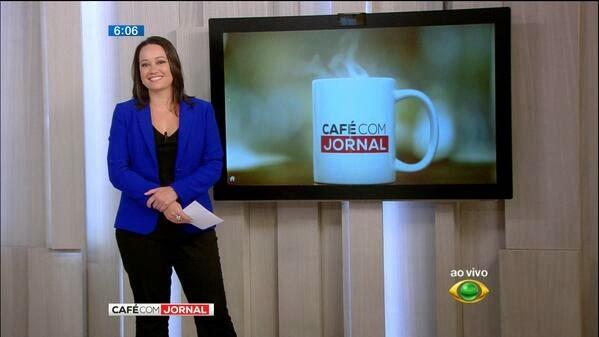 """Mudanças no """"Café com Jornal"""" e demissão de apresentadora geram revolta"""