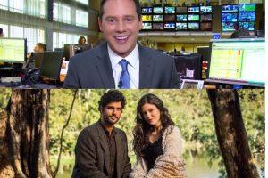 """Dony De Nuccio e """"Tempo de Amar"""" estão no Subiu, Desceu de hoje (Foto montagem: TV Foco)"""
