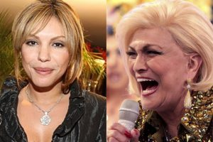 Hebe Camargo. Foto do site da O TV Foco que mostra No passado, Hebe Camargo se recusou a gravar com Marcia Goldschmidt e SBT tomou decisão