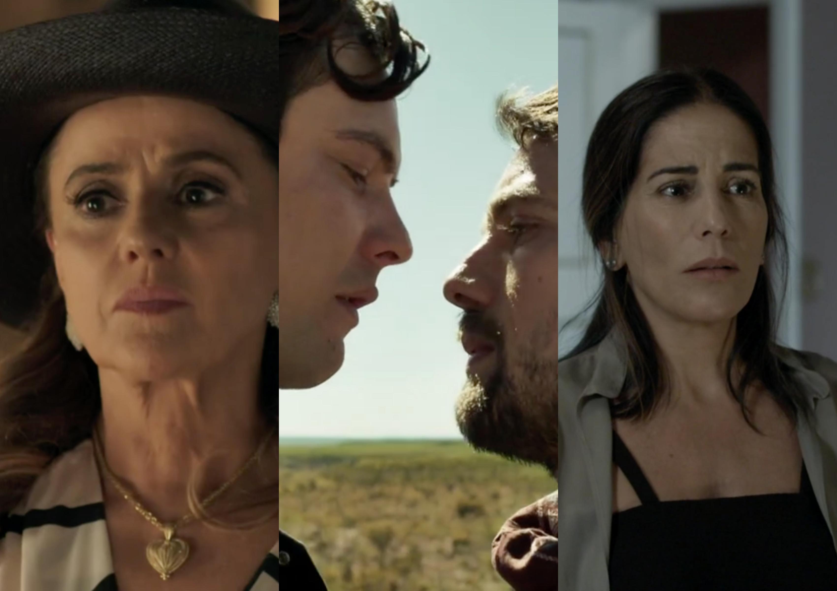 """""""O Outro Lado do Paraíso""""estreia com enredo rápido (Foto montagem: TV Foco)"""
