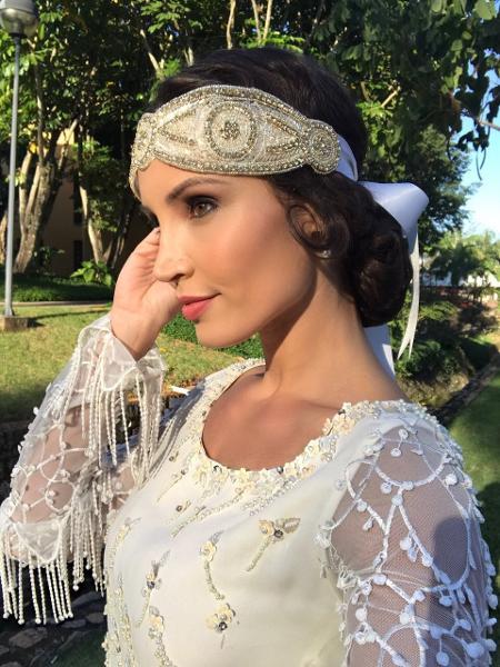 A atriz Paola Rodrigues estreia em novelas da Globo. (Foto: TV Canal 1)