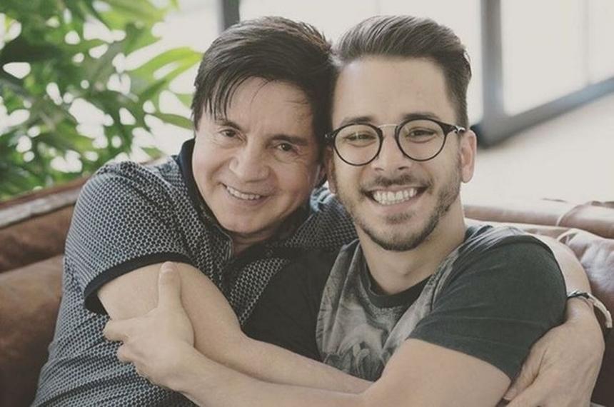 Júnior e Xororó: retorno dos Amigos (Foto: Reprodução)