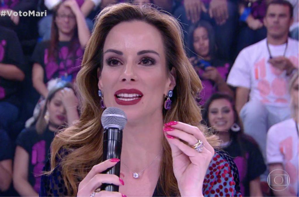 Ana Furtado fez desabafo (Foto reprodução)