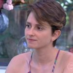 """Carol Duarte no """"Mais Você"""" (Foto: Reprodução)"""