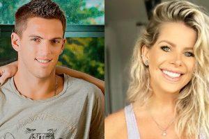Danielle Winits. Foto do site da O TV Foco que mostra Karina Bacchi assume namoro com ex de Danielle Winits