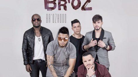 Integrantes do grupo Br'oz (Foto: Divulgação)