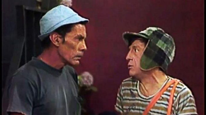 Chaves séries