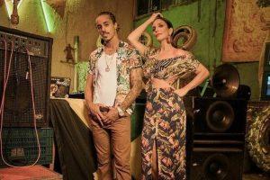 Musica Sangalo. Foto do site da O TV Foco que mostra Clipe da música de Ivete Sangalo com Mc Livinho é oficialmente divulgado assista