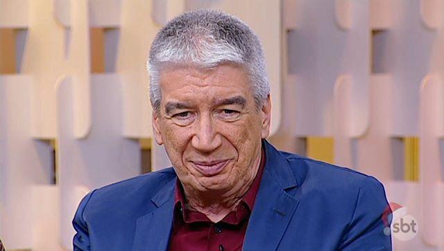 O apresentador Décio Piccinini. (Foto: Reprodução)