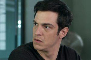 Mateus Solano quando interpretou Eric na novela da Globo Pega Pega