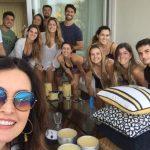 A apresentadora Fátima Bernardes ganhou uma surpresa após voltar das férias (Foto: Reprodução/Instagram)