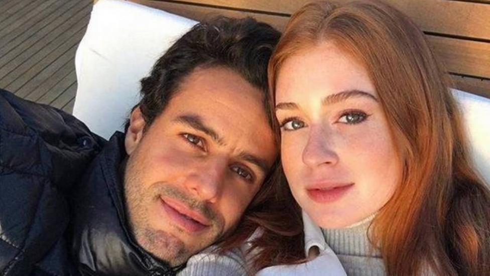 Marina Ruy Barbosa se casou com Xandinho Negrão (Foto: Reprodução/Instagram)