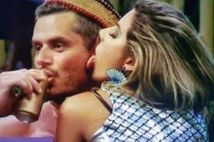 Fazenda. Foto do site da O TV Foco que mostra Ana Paula Minerato faz revelação sobre sexo com Marcos em A Fazenda e surpreende