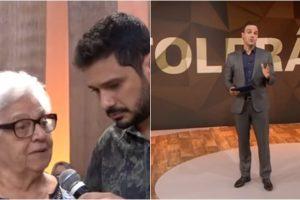 """""""Encontro"""" e """"Fantástico"""" trataram de tema polêmico de modo unilateral. (Foto: Montagem/Reprodução/TV Globo)"""