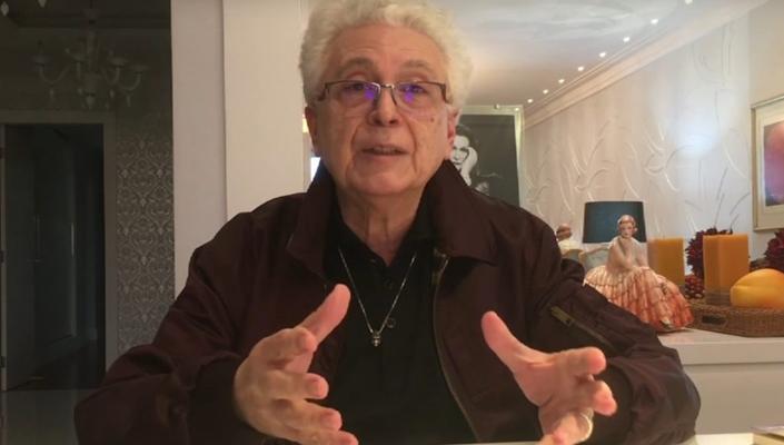 Aguinaldo Silva teve novela engavetada pela Globo por questões jurídicas. (Foto: Reprodução)