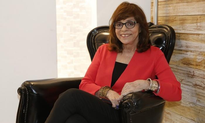 Gloria Perez. (Foto: Fábio Rocha/Gshow)