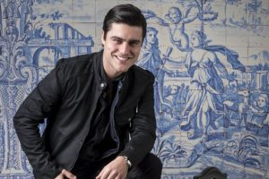 """Guilherme Leicam. Foto do site da O TV Foco que mostra Guilherme Leicam se prepara para integrar elenco de """"Tempo de Amar"""""""
