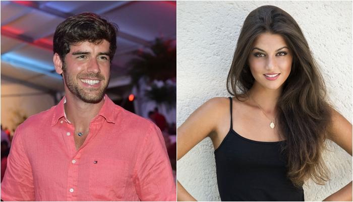 """Marcos Pitombo e Anajú Dorigon devem formar par romântico em """"Orgulho e Paixão"""". (Foto: Montagem/Divulgação)"""