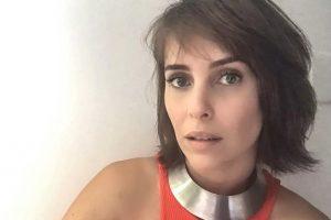 """Fernanda Nobre. Foto do site da O TV Foco que mostra De volta à Globo, Fernanda Nobre fala sobre sua personagem em """"Deus Salve o Rei"""""""