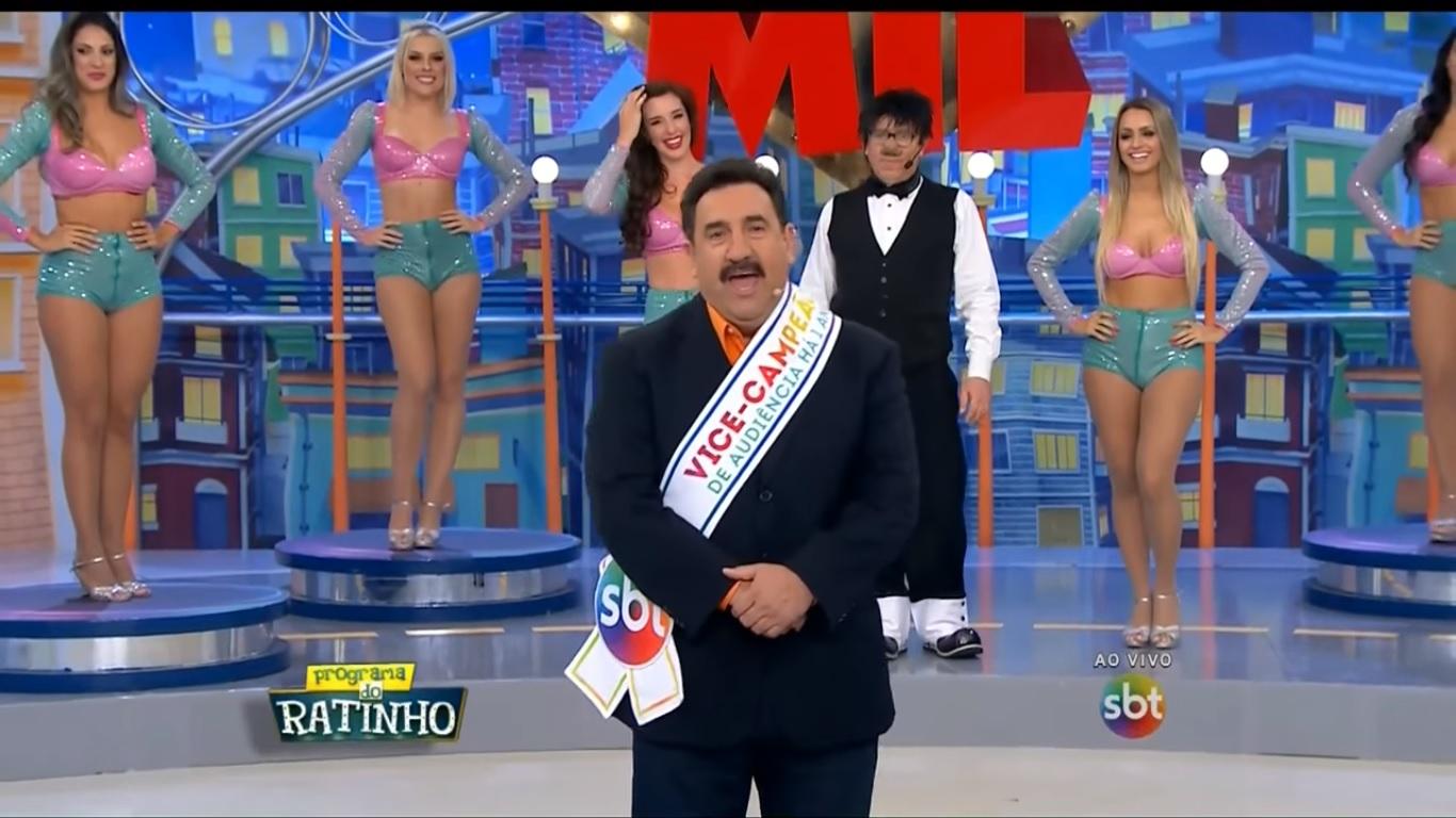 Ratinho (Foto:Reprodução)