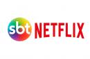Logo do SBT e Netflix (Foto: Divulgação/Montagem)