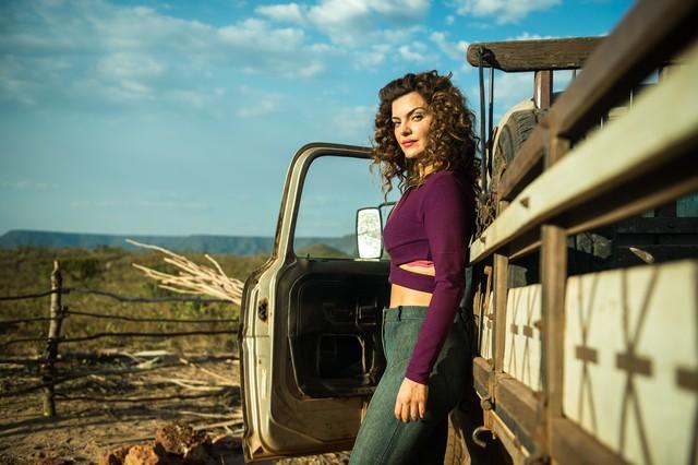 Mayana Neiva (Foto: Raquel Cunha/TV Globo)