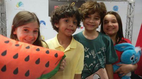 """Elenco principal do filme live-action da """"Turma da Mônica"""". (Foto: Divulgação)"""