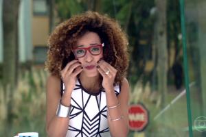 Alinne Prado no Vídeo Show (Foto: Reprodução/Globo)