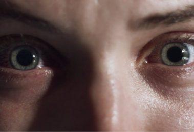 Clara foi presa em hospício na novela O Outro Lado do Paraíso (Foto reprodução: TV Foco)