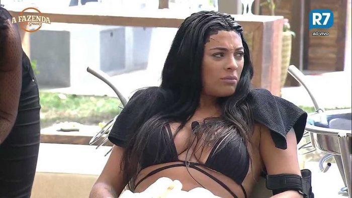 Monique sugere que Globo abafou possível caso de estupro no BBB
