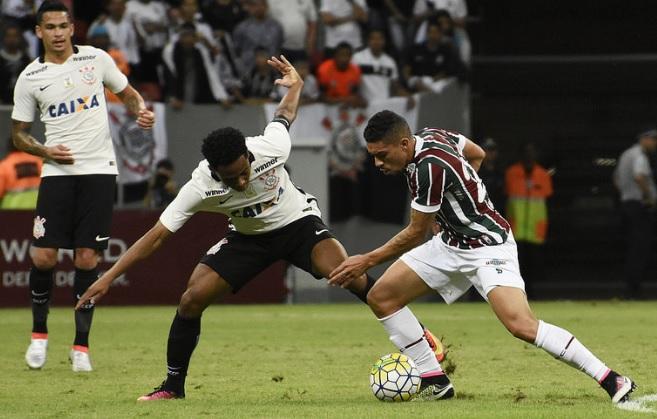 Globo exibirá jogo entre Corinthians e Fluminense (Foto: Divulgação)