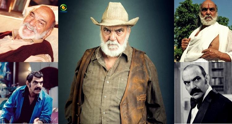 varições dos trabalhos de de um homem mais velho, ator Lima Duarte