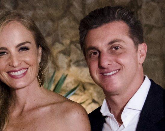 Luciano Huck e Angélica, apresentadores da Globo (Foto: Divulgação)