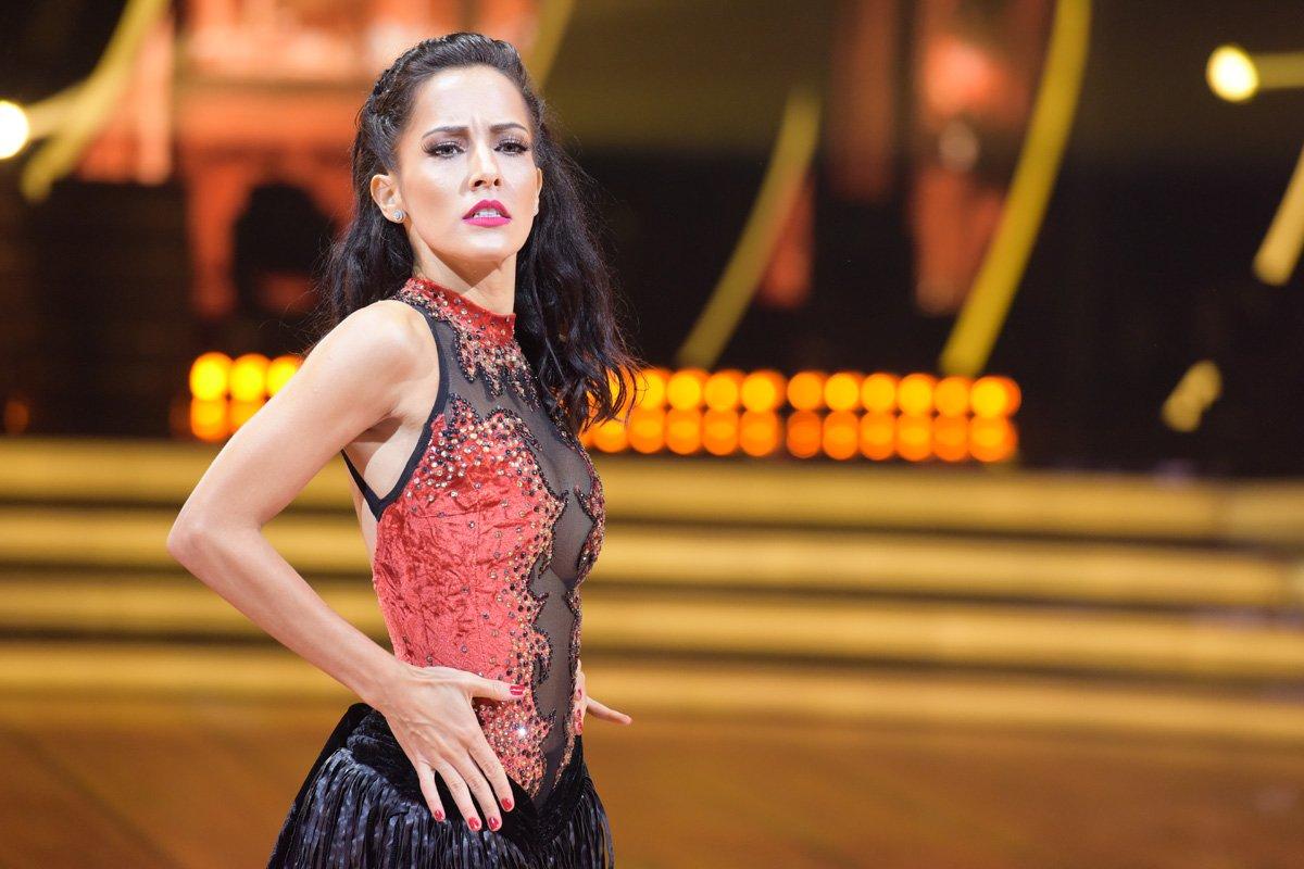 """Mayte Piragibe foi a grande vencedora do """"Dancing Brasil"""" (Foto reprodução)"""