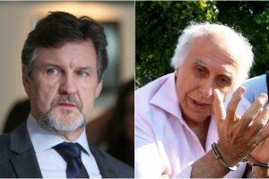 Antonio Calloni interpretará o ex-médico Roger Abdelmassih em nova série. (Foto: Montagem/Divulgação)
