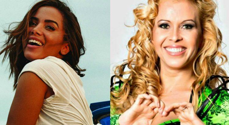 Anitta e Joelma (Foto: Reprodução)