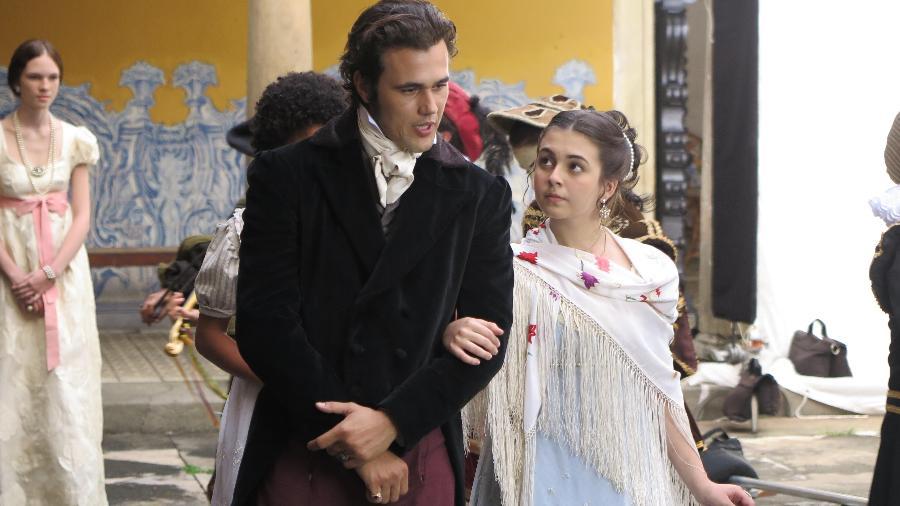 Nova série da TV Escola conta com Bruno Ferrari no elenco (Foto: Divulgação)