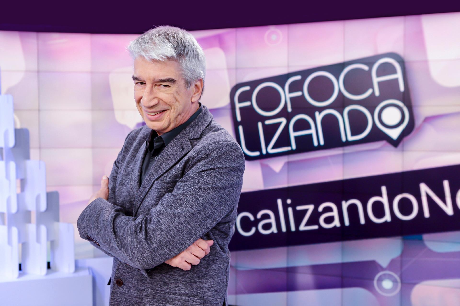 Décio Piccinini no Fofocalizando (Foto: Reprodução)