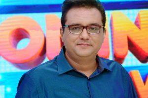 Geraldo Luís quer a presença de atores em seu programa (Foto Record)