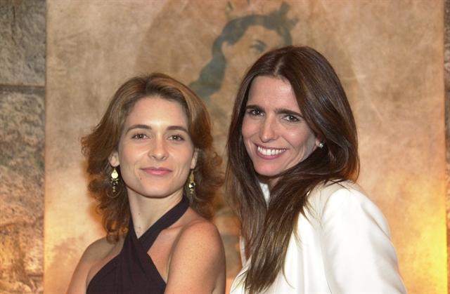Laura (Claudia Abreu) e Maria Clara (Malu Mader), protagonistas de Celebridade (Foto: Globo/Gianne Carvalho)