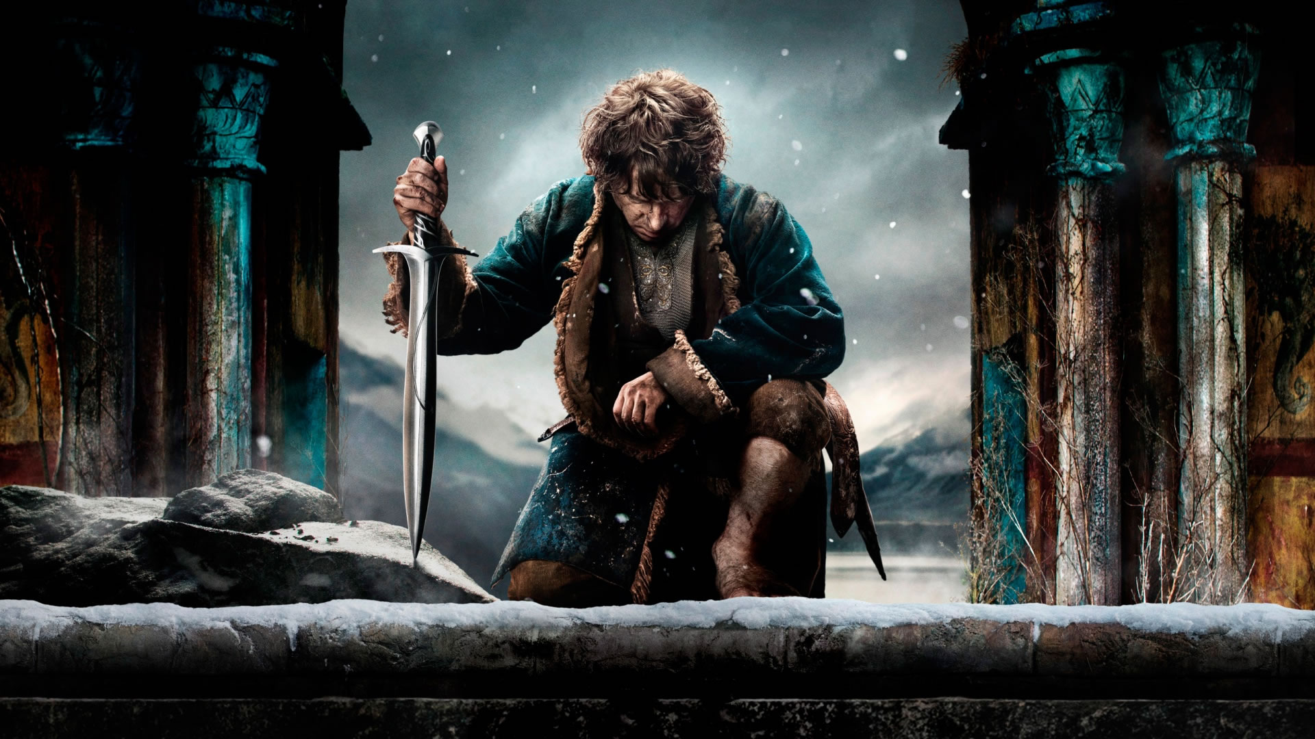 O Hobbit será um dos filmes exibidos pela emissora (Foto: Divulgação)