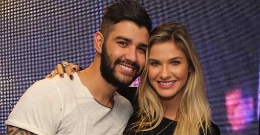 Gusttavo Lima e Andressa Suíta (Foto: Divulgação)