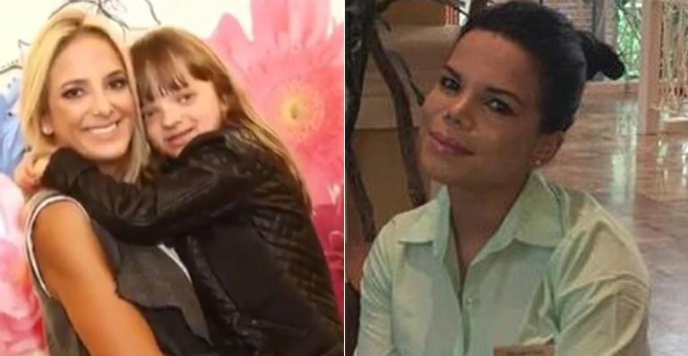 Resultado de imagem para Day McCarthy ataca filha de Tici Pinheiro: 'Cara horrorosa!'