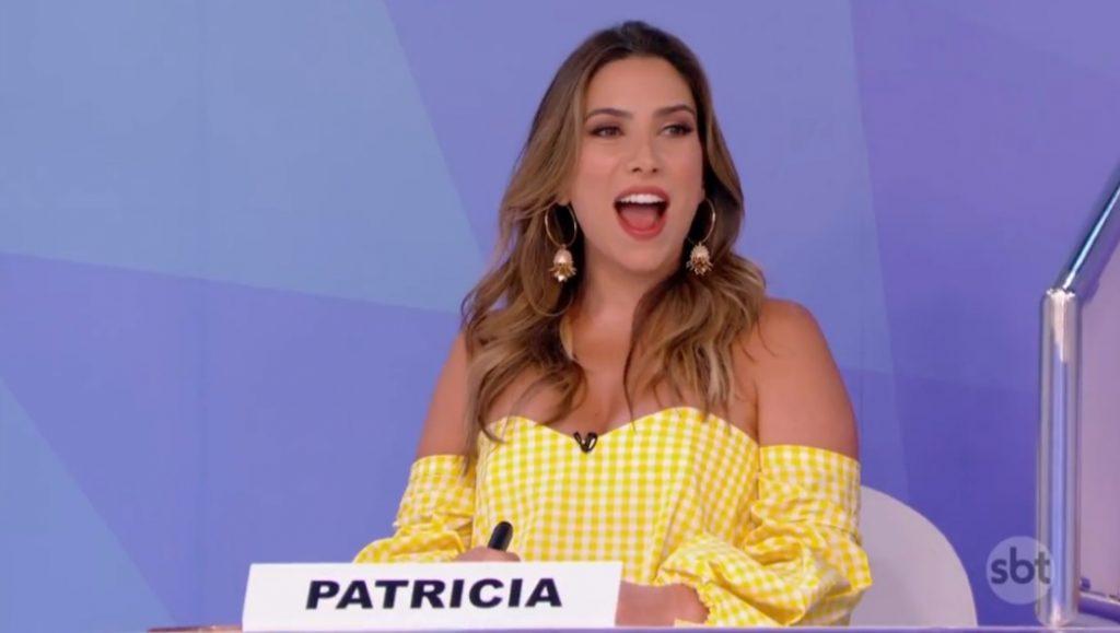 A apresentadora Patricia Abravanel, filha de Silvio Santos. (Foto: Reprodução)