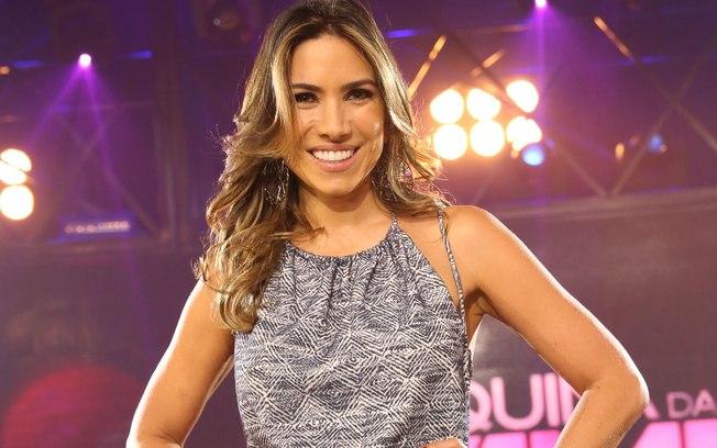 Irritada, Patrícia Abravanel denuncia fake com mentira sobre Silvio