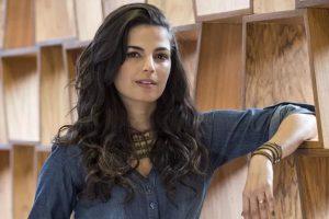 """Emanuelle Araujo. Foto do site da O TV Foco que mostra Netflix """"tira"""" Emanuelle Araújo de próxima novela das 21h da Globo"""