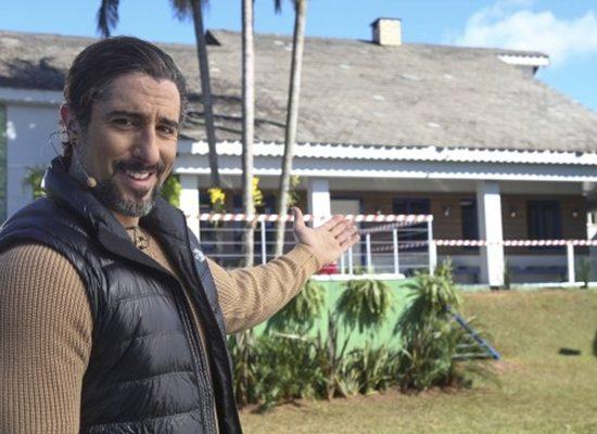 Marcos Mion comanda A Casa. (Foto: Divulgação)