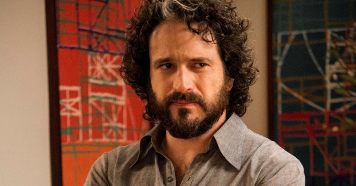 O ator Caco Ciocler (Foto: Divulgação)