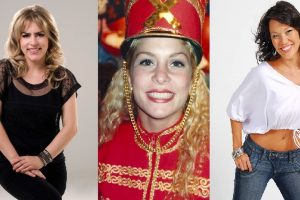 Record Dancing. Foto do site da O TV Foco que mostra Rouge, expaquita e repórter humilhada por Susana Vieira: confira os participantes do próximo Dancing Brasil