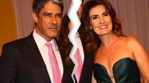William Bonner e Fatima Bernardes (Foto: Divulgação/Ego)